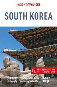 bokomslag Insight Guides South Korea (Travel Guide with Free eBook)