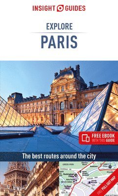 bokomslag Insight Guides Explore Paris (Travel Guide with Free eBook)