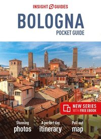 bokomslag Bologna Pocket Insight Guides