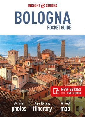bokomslag Bologna Pocket Insight Guides