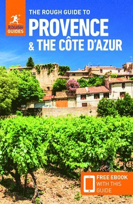 bokomslag The Rough Guide to Provence &; the Cote d'Azur (Travel Guide with Free eBook)