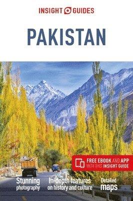 bokomslag Pakistan - Insight Guides