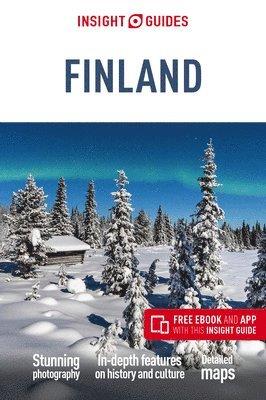 bokomslag Insight Guides Finland