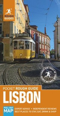 bokomslag Pocket Rough Guide Lisbon (Travel Guide)