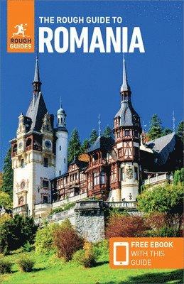 bokomslag The Rough Guide to Romania