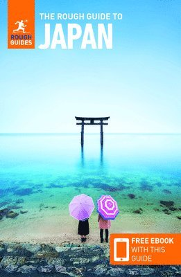 bokomslag The Rough Guide to Japan (Travel Guide with Free eBook)