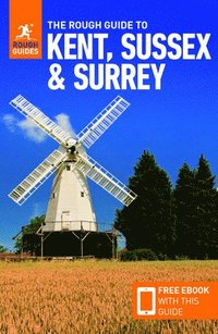 bokomslag The Rough Guide to Kent, Sussex &; Surrey (Travel Guide with Free eBook)