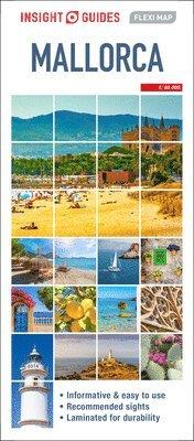 bokomslag Mallorca Flexi Map
