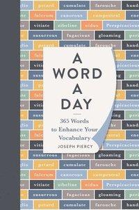 bokomslag A Word a Day