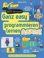bokomslag MINT - Wissen gewinnt! Ganz easy programmieren lernen - Scratch