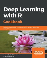 bokomslag Deep Learning with R Cookbook