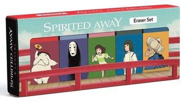 bokomslag Spirited Away Eraser Set