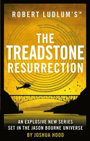 bokomslag Robert Ludlum's The Treadstone Resurrection