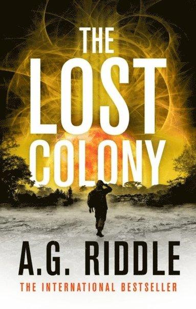 bokomslag The Lost Colony