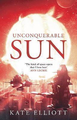 bokomslag Unconquerable Sun