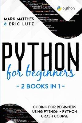 bokomslag Python for Beginners