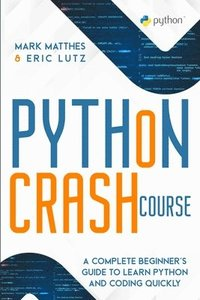 bokomslag Python Crash Course