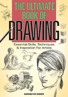 bokomslag The Ultimate Book of Drawing