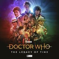 bokomslag Doctor Who: The Legacy of Time - Standard Edition