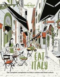 bokomslag Eat Italy