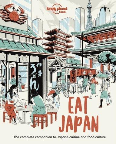 bokomslag Eat Japan