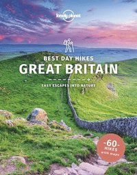 bokomslag Lonely Planet Best Day Hikes Great Britain