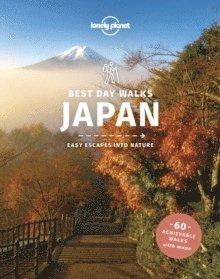 bokomslag Best Day Walks Japan