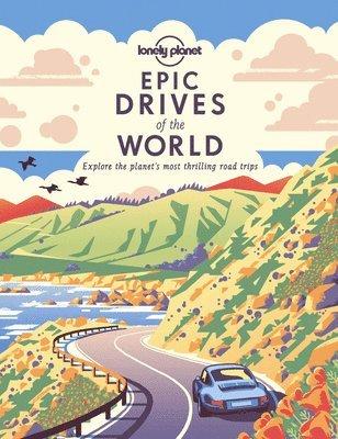 bokomslag Epic Drives of the World