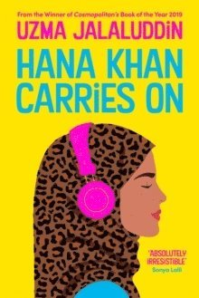 bokomslag Hana Khan Carries On