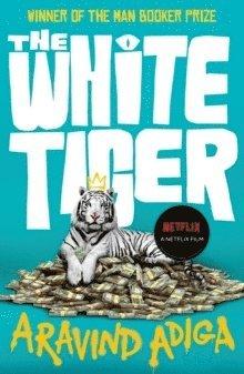 bokomslag The White Tiger FTI