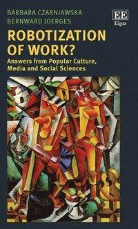 bokomslag Robotization of Work?
