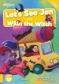 bokomslag Let's See Jen And Willa The Witch