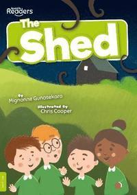 bokomslag The Shed