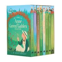 bokomslag The Complete Anne of Green Gables Collection