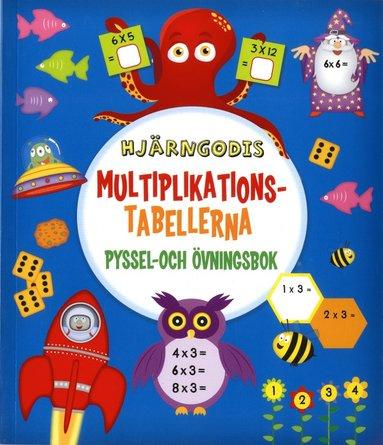 bokomslag Multiplikationstabellen