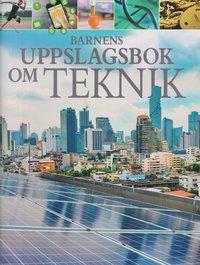 bokomslag Barnens uppslagsbok om teknik