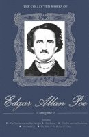 bokomslag Collected works of edgar allan poe