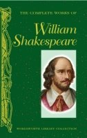 bokomslag Complete works of william shakespeare