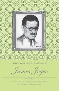 bokomslag The Complete Novels of James Joyce