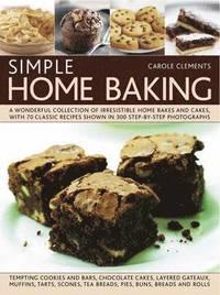 bokomslag Simple Home Baking