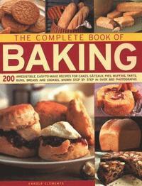 bokomslag The Complete Book of Baking