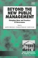 bokomslag Beyond the New Public Management