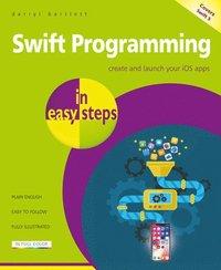 bokomslag Swift Programming in easy steps