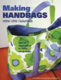bokomslag Making Handbags