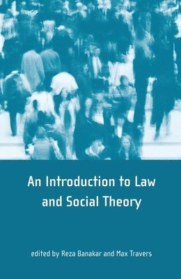 bokomslag Theory and Method in Socio-legal Research