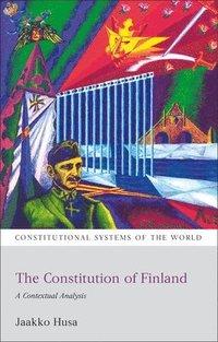 bokomslag Constitution of Finland