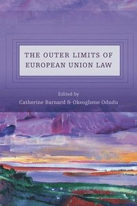bokomslag The Outer Limits of European Law