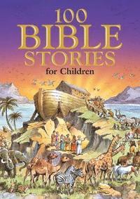 bokomslag 100 Bible Stories for Children