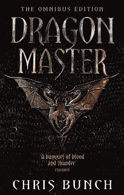 bokomslag Dragonmaster: The Omnibus Edition