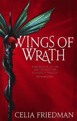bokomslag Wings of wrath - the magister trilogy: book two